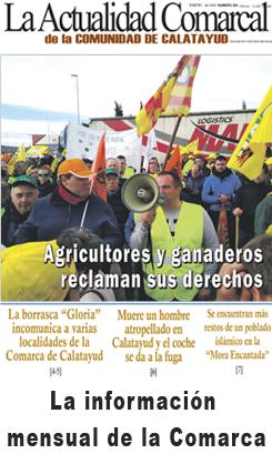 Actualidad Comarcal de Calatayud
